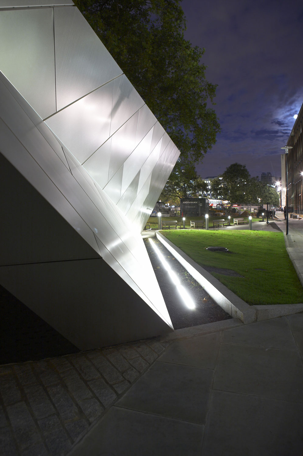 City of London Information Centre | Architectural Building Photographer