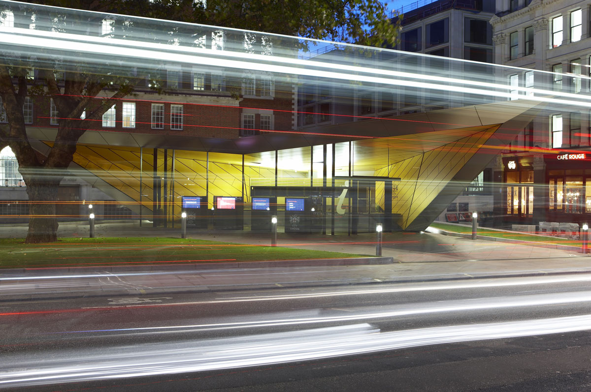 City of London Information Centre   Architectural Building Photographer