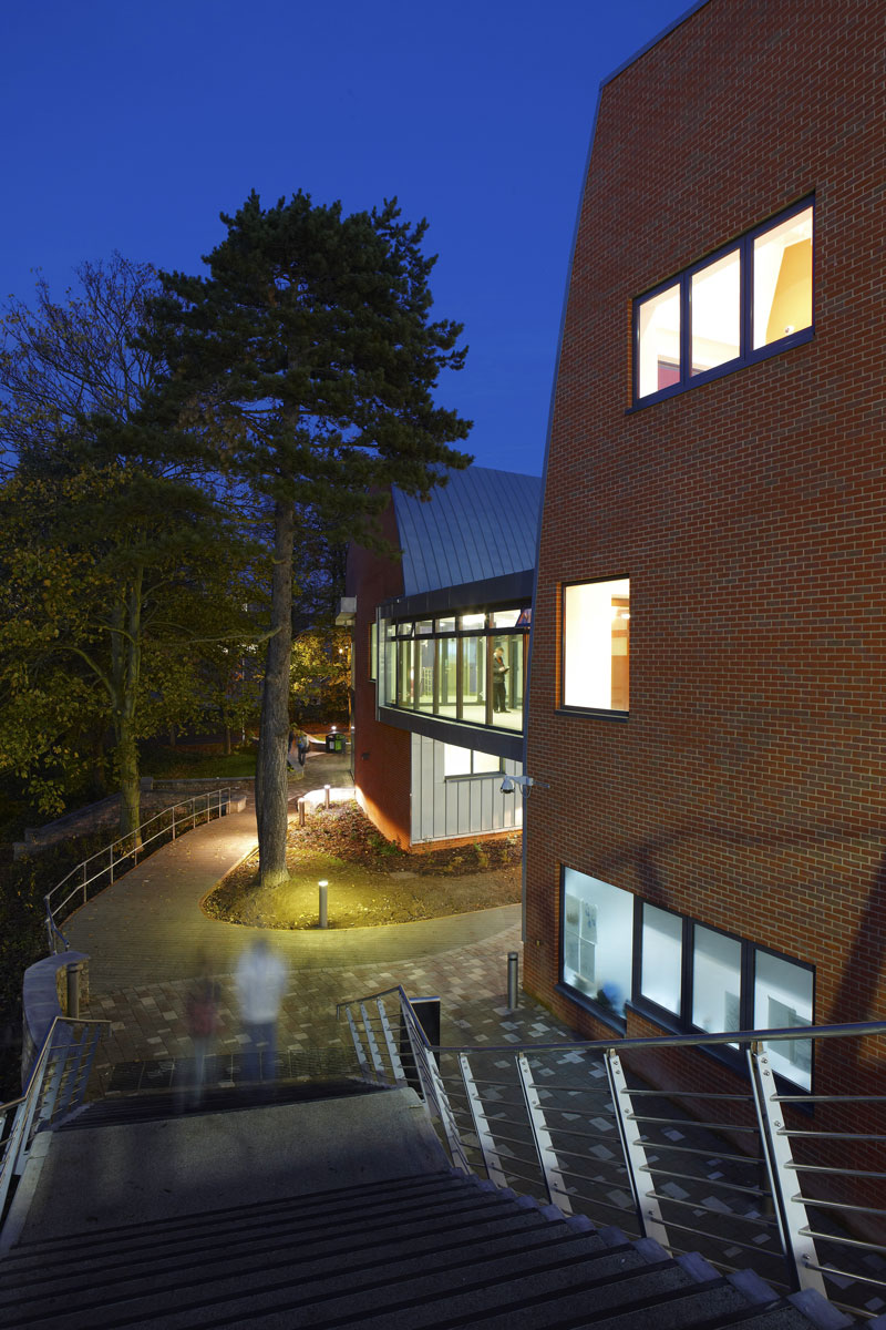 The Grove, Middlesex University, Hendon | Architectural Photographer UK