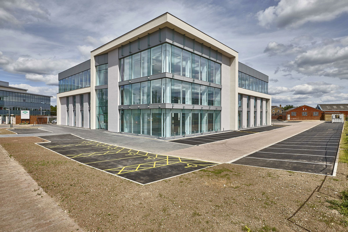 ID Maidenhead Commercial Property | Commercial Architectural Photographer