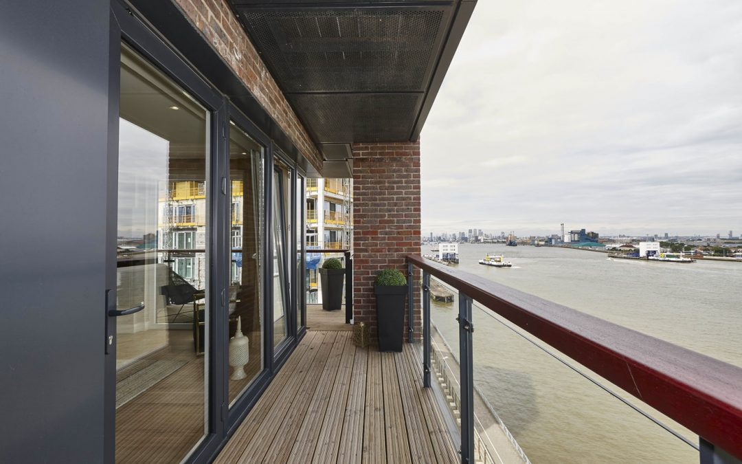Royal Arsenal Riverside Residential Photography