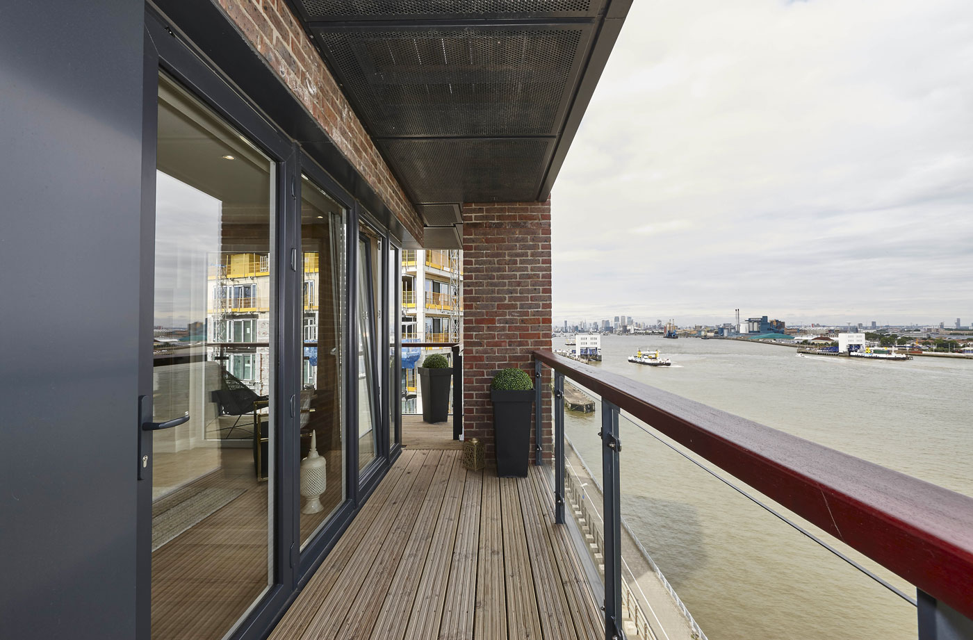 Royal Arsenal Riverside Apartments, Berkeley Group | Residential Photographer