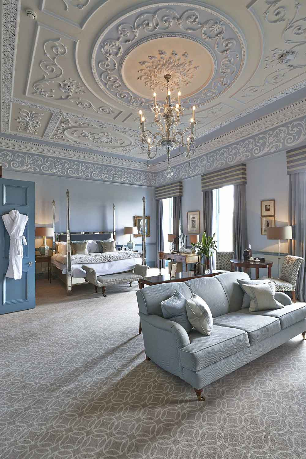 Hotel Room Photography: Royal-crescent-hotel-bath-2