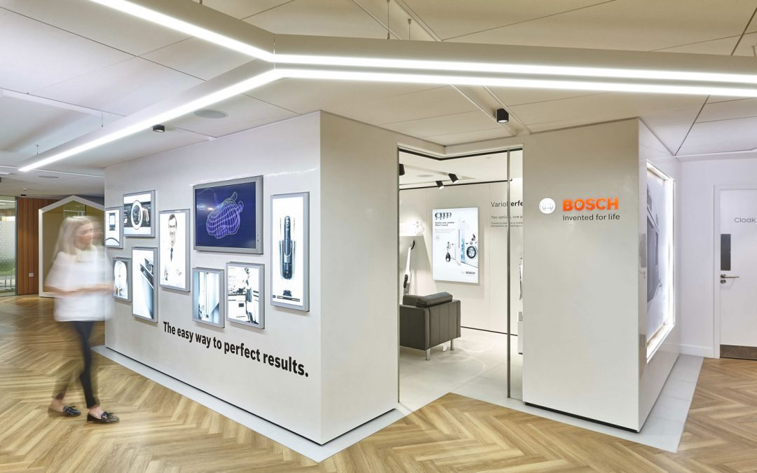 Siemens Bosch Neff Showroom