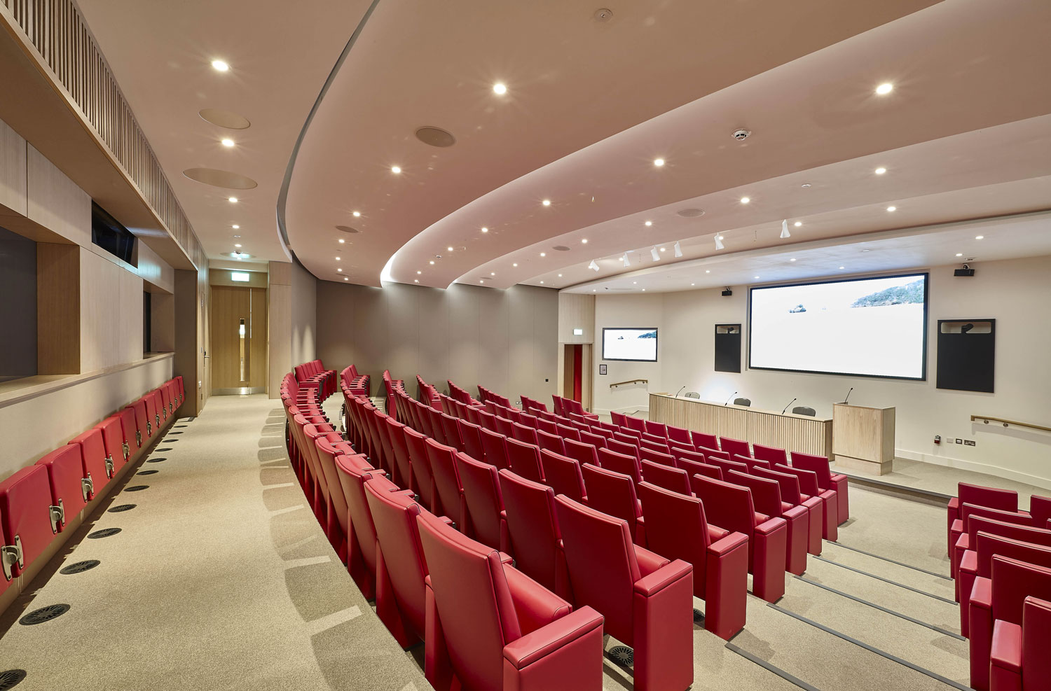 Institute of Engineering & Technology Turing Lecture Theatre | Commercial Photographer London