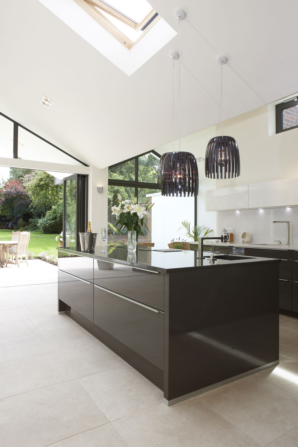 Hitchin Kitchen by mace architects | London Residential Photographer | Property Photographer