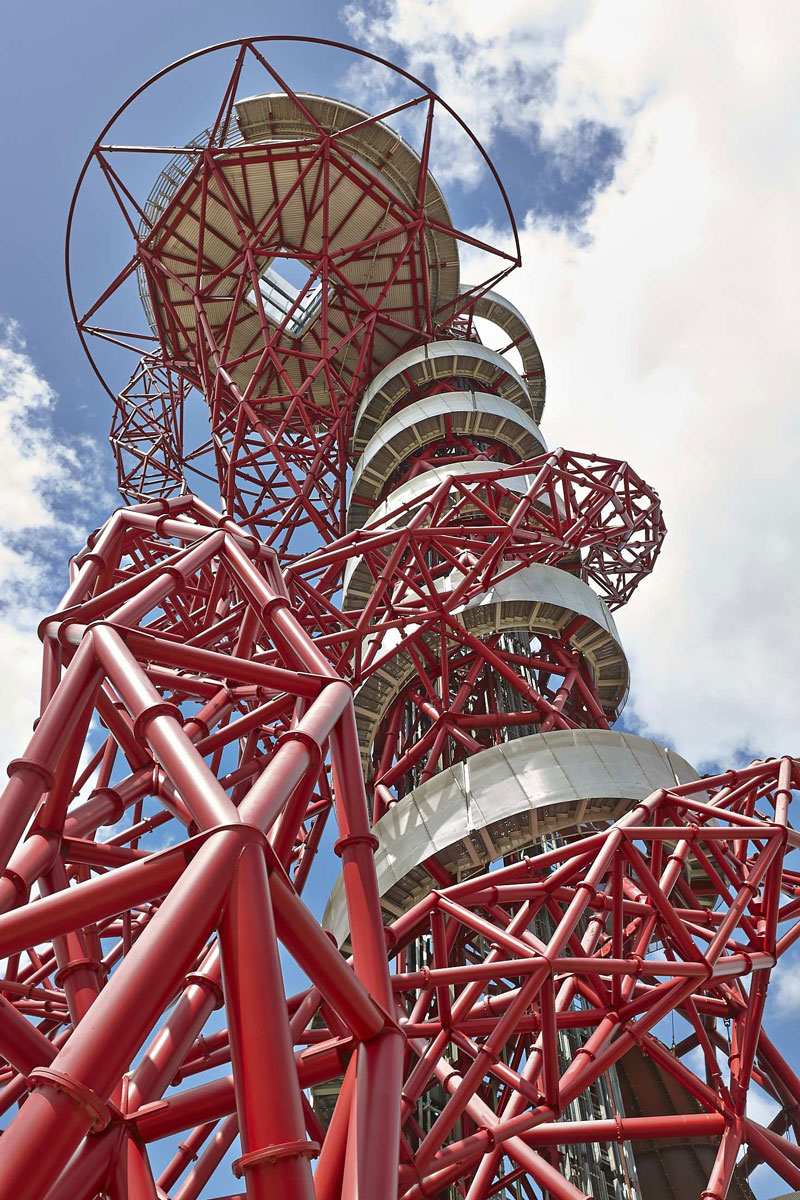 ArcelorMittal Orbit Tower, London | Architectural Photographer London | Architecture Photographers