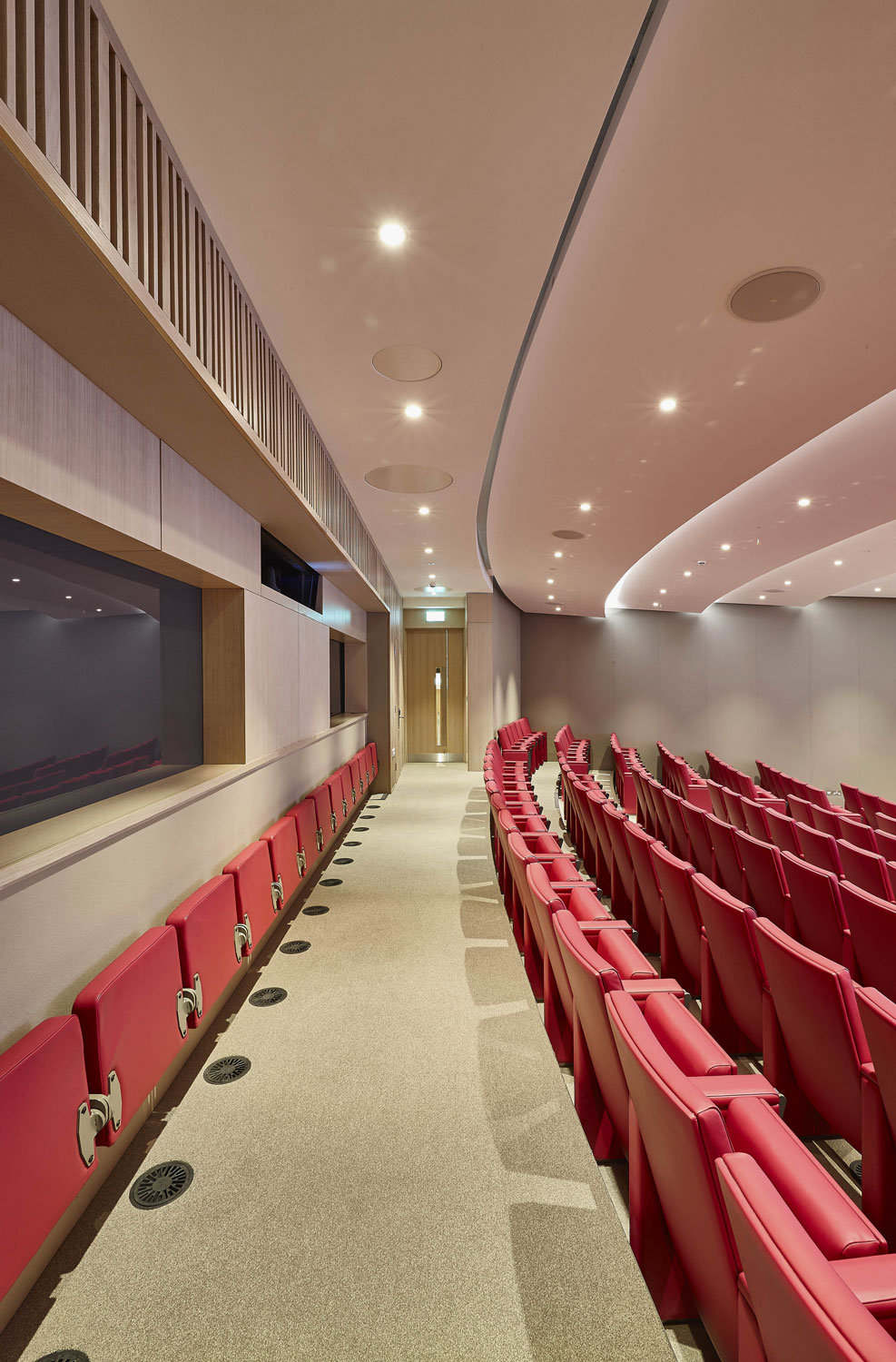 Institute of Engineering and Technology Turing Lecture Theatre | Commercial Photographer London