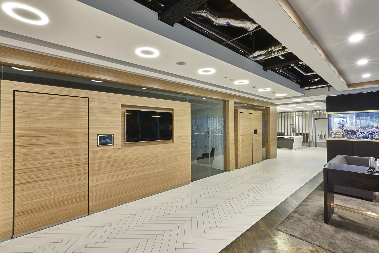 MAKO Derivatives, Broadgate Quarter, London | Interior Photographer