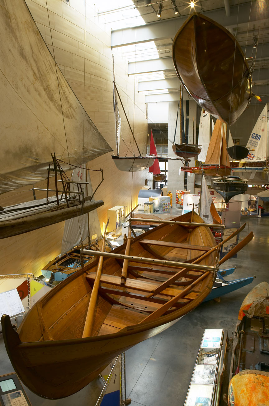 National Maritime Museum, Falmouth | Commercial Photography | Architectural Commercial Photographer