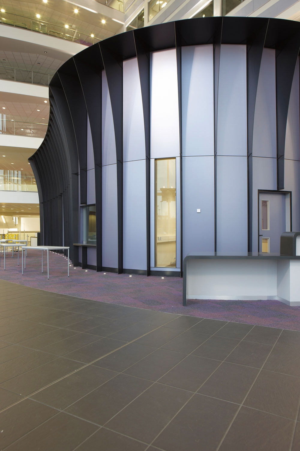 Sandwell College Atrium Photography, West Bromwich, Birmingham | Interior Exterior Photography | Building Photography