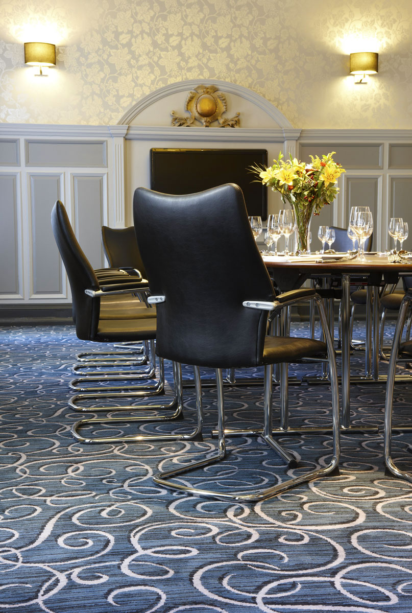 Grand Central Hotel Meeting Rooms, Glasgow | Hotel Photography | Commercial Hotel Photographer
