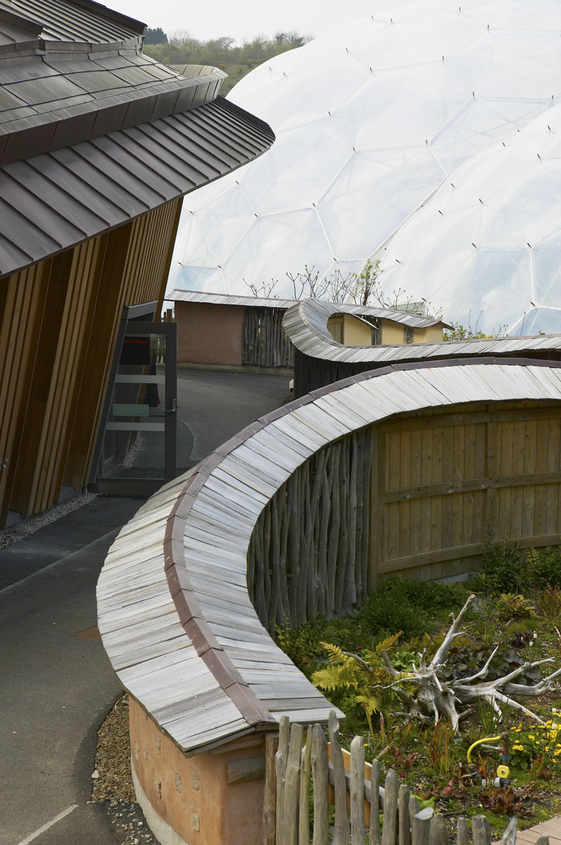 The Core, Eden Project, Bodelva, Cornwall | London Architectural Photographer