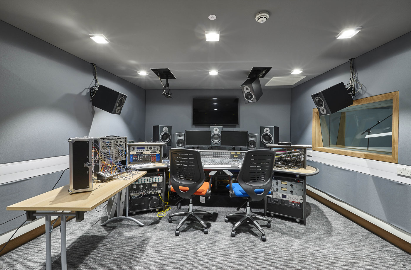 Elephant Studios, London South Bank University | Interior Photographer London
