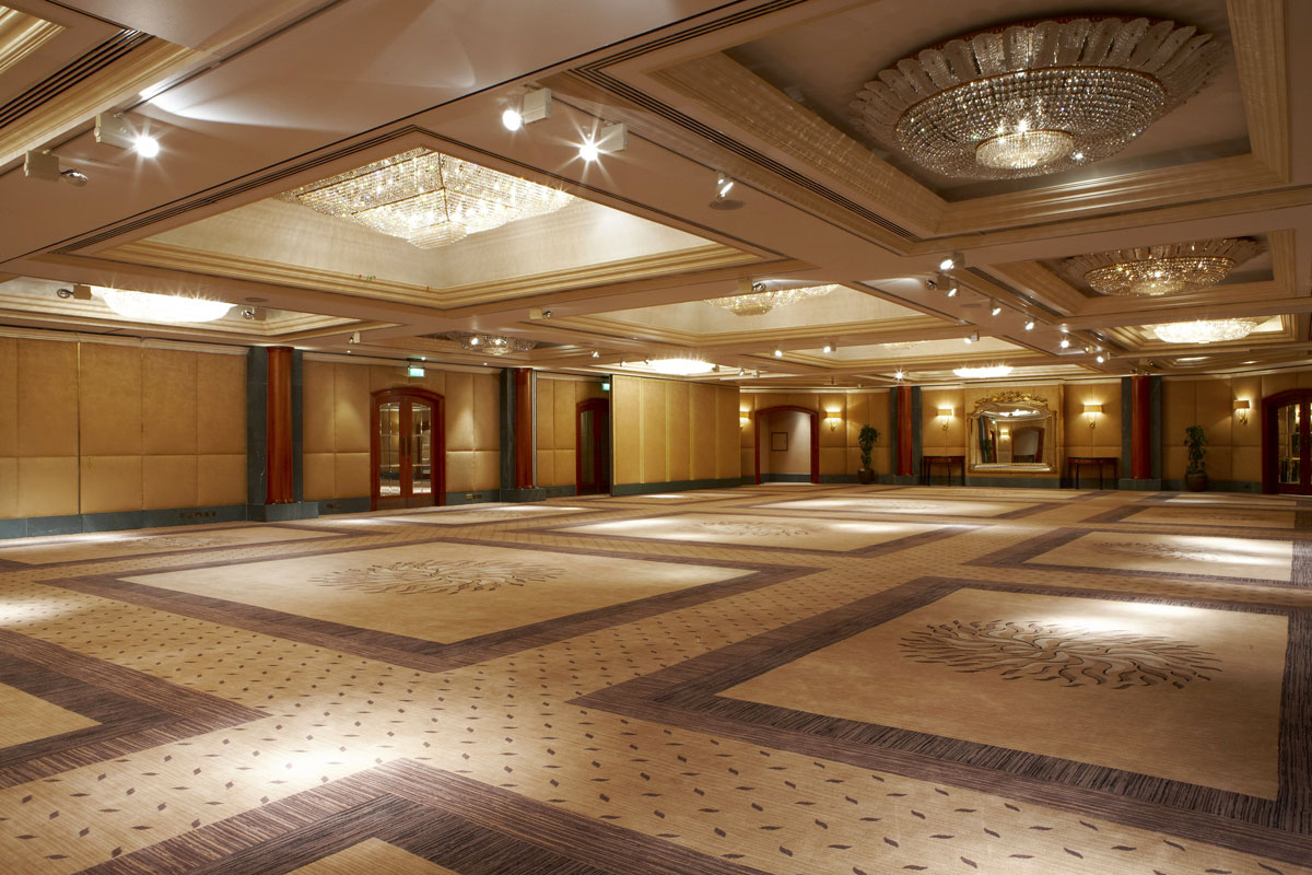 Jumeirah Carlton Tower Hotel, London Ballroom | Hotel Photographer