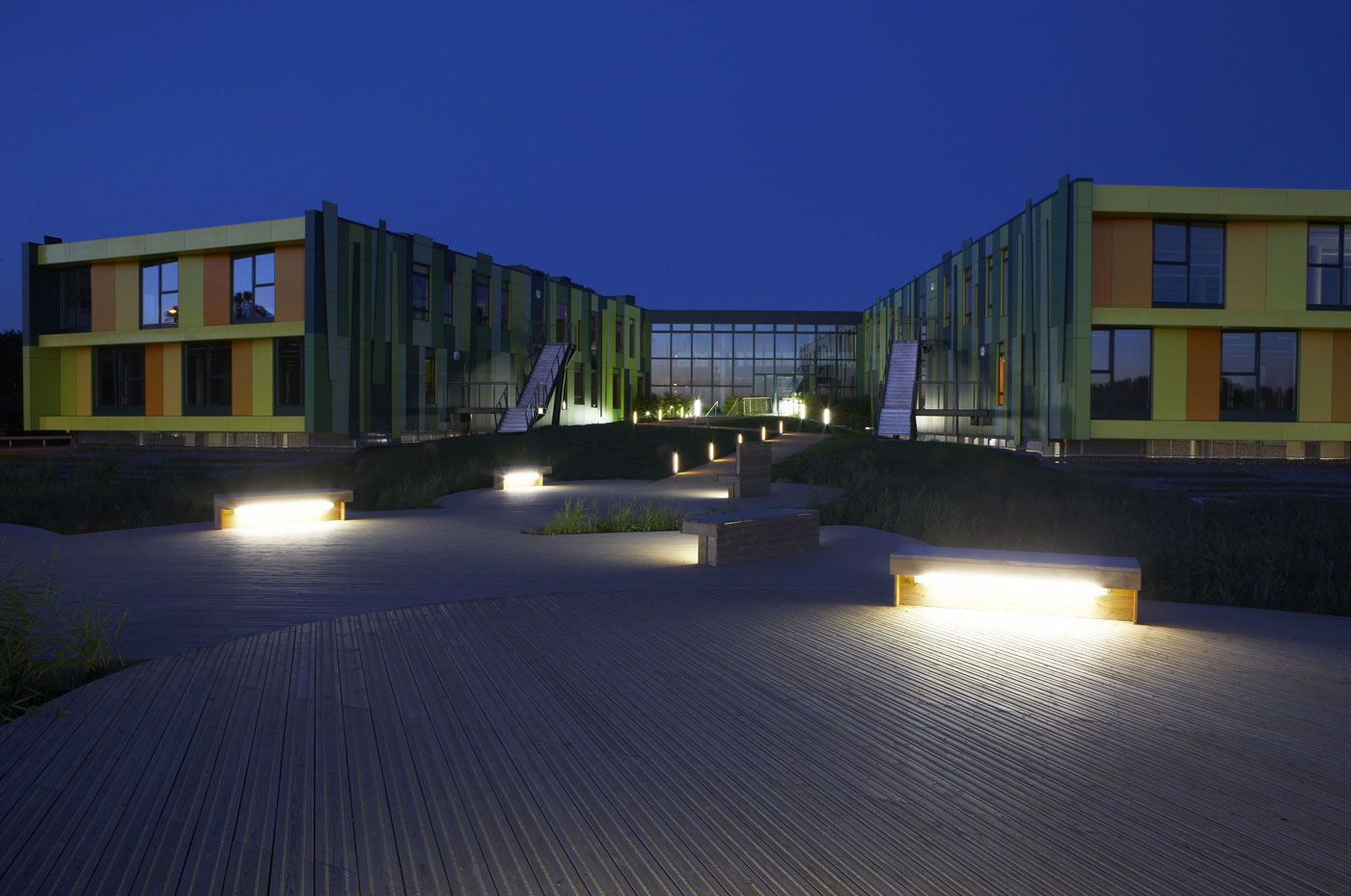 No. 1 Nottingham Science Park outlook | Architectural Photography London