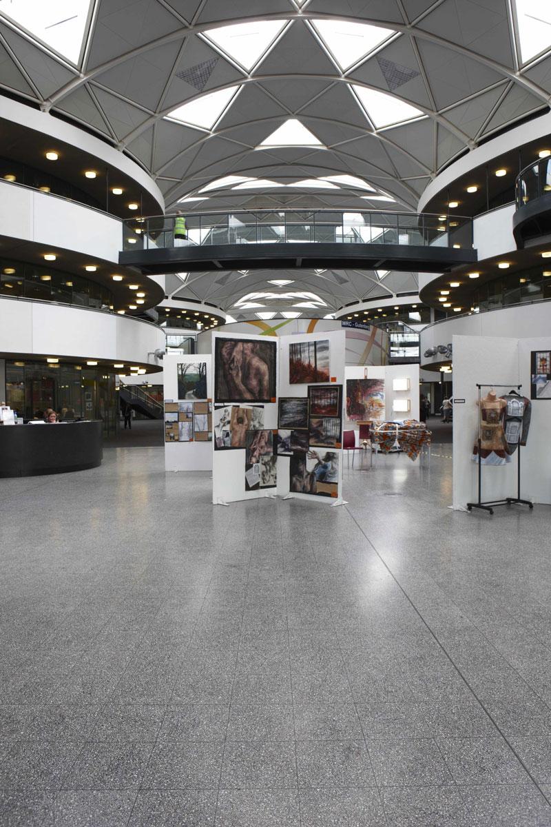 Thomas Deakin Academy interior, Peterborough | Architecture Photography London