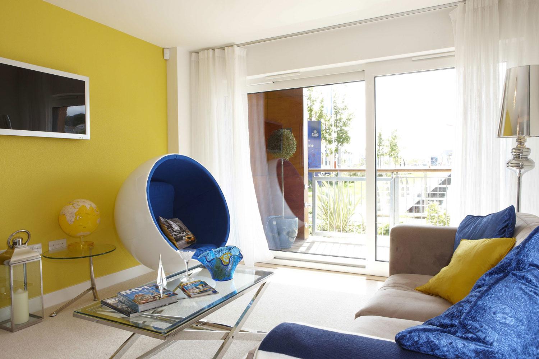 Apartment, Port Marine, Portishead, Bristol   Residential Photographer