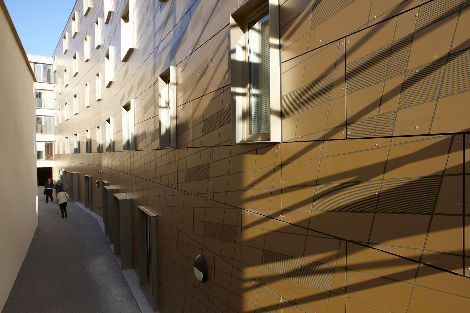 City Block Student Accommodation, Lancaster | Architectural Installation Photography