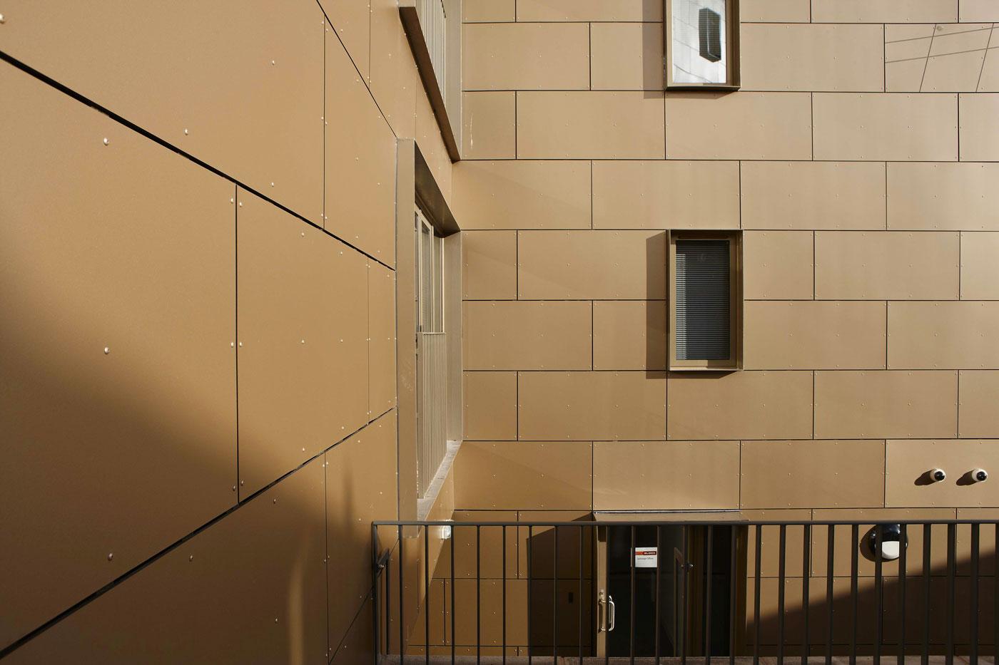 City Block Student Accommodation, Lancaster   Construction Building Photographer