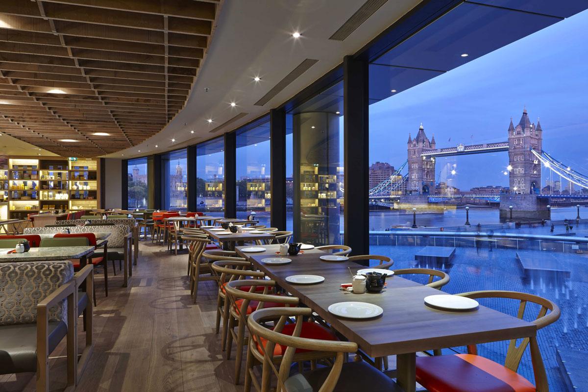 Dim t Restaurant, London Bridge | Restaurant Photography | Interior Photographer