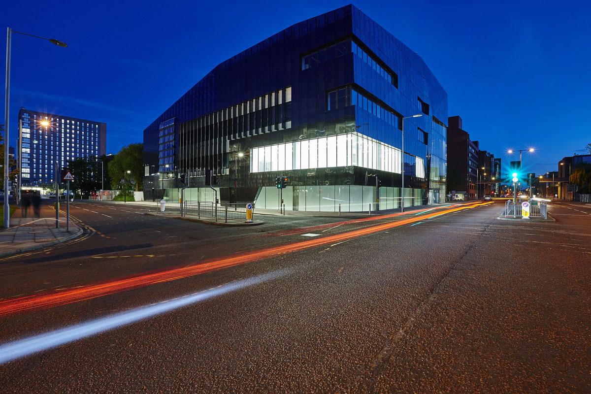 Graphene Institute, Manchester | Architectural Photographers London | Interior Photographer