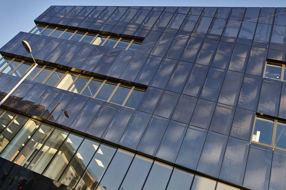National Graphene Institute Laboratory, Manchester | Architectural Photographers London