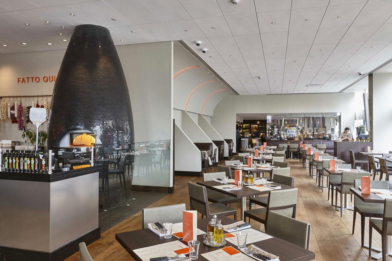 LAnima Cafe, Broadgate | Restaurant Photographer UK | Restaurant Photographer UK