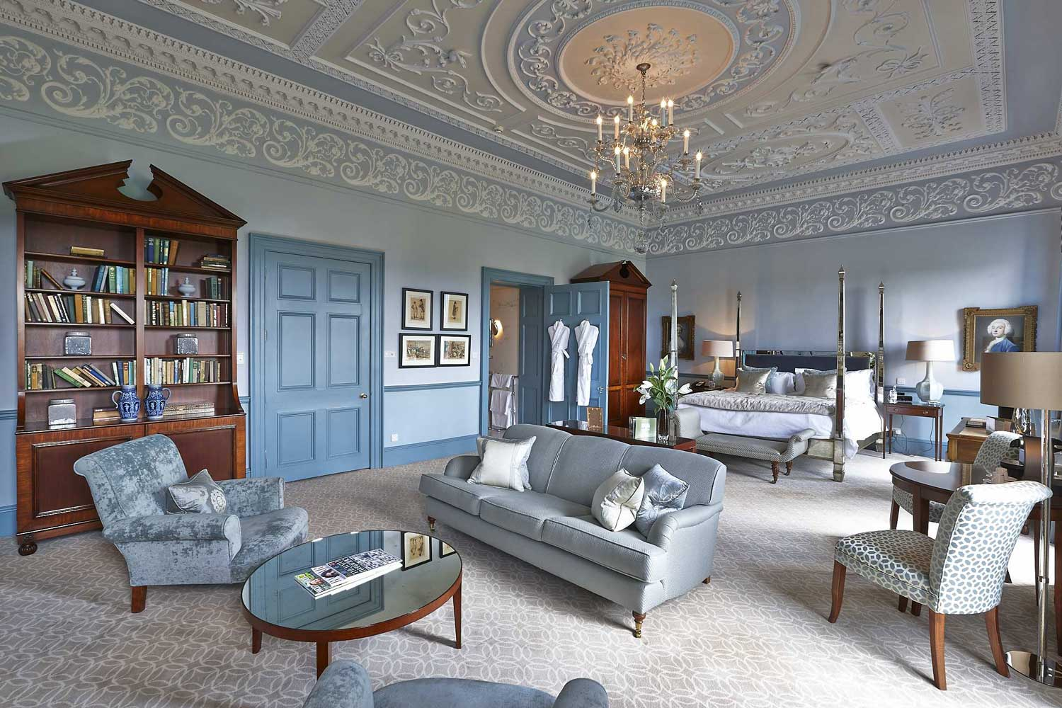 Royal Crescent Hotel, Duke of York Suite | Architectural Photographers