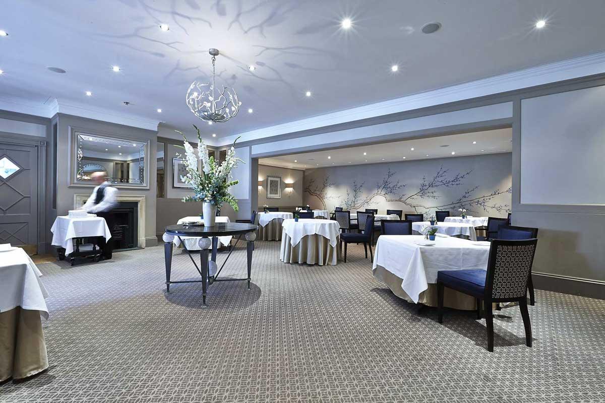 Dower House Restaurant, Royal Crescent Hotel, Bath | London Hotel Photographer
