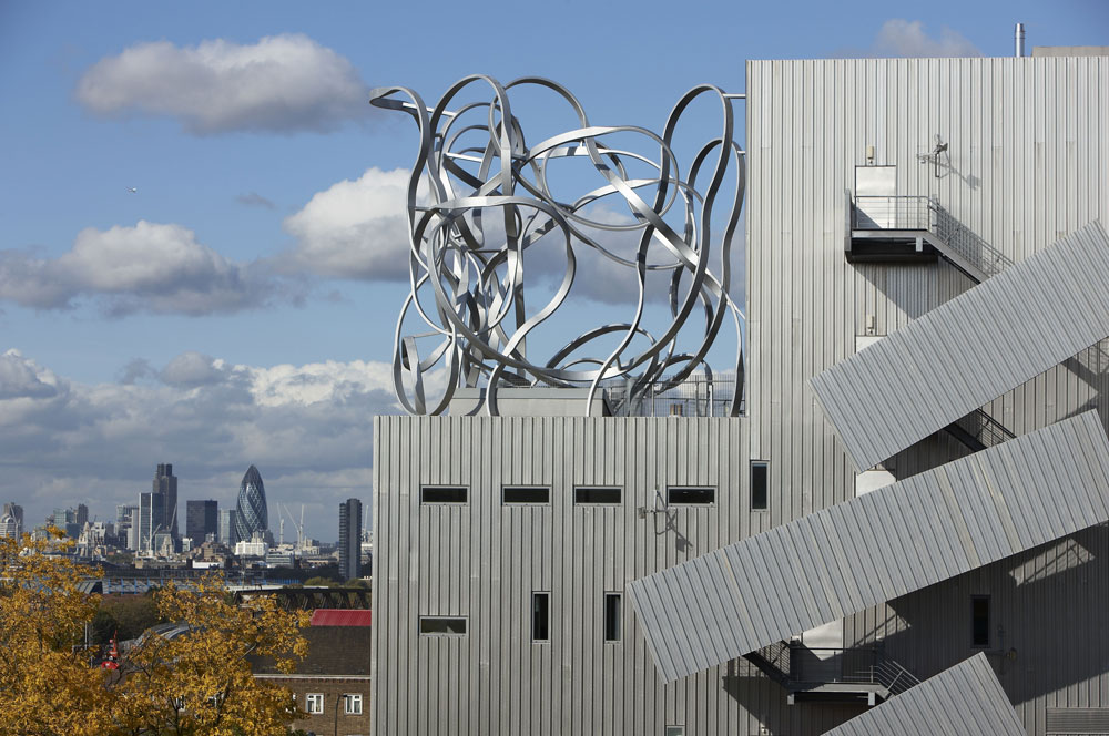 Ben Pimlott Building, Goldsmiths College London | Architecture Photographer London