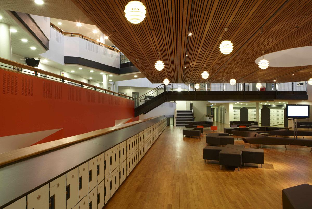 Bridge Academy, Hackney, London | London Architecture Photographer