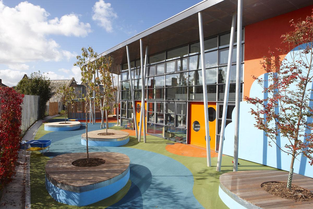 Ellacombe School, Torquay | Architectural Photographers UK