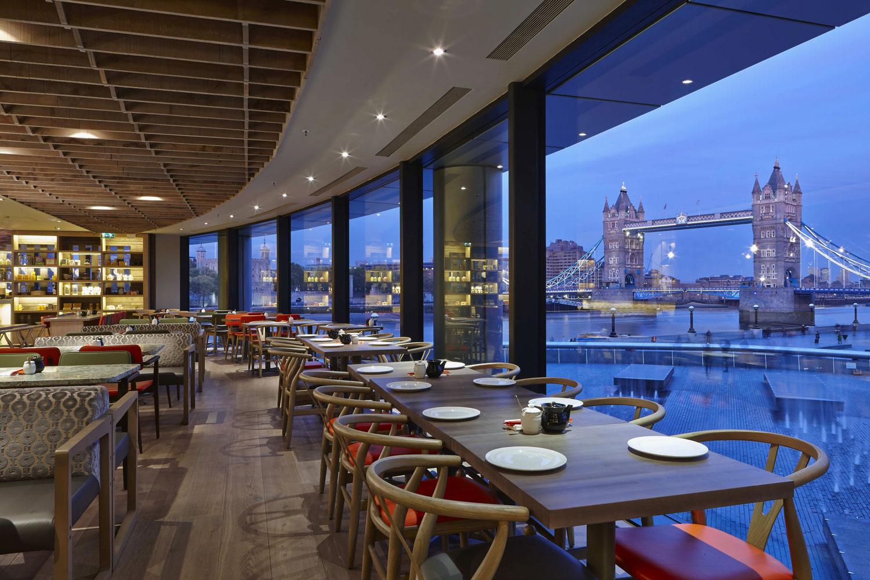 Dim t Restaurant, London Bridge | Restaurant Photographer | Interior Photographer