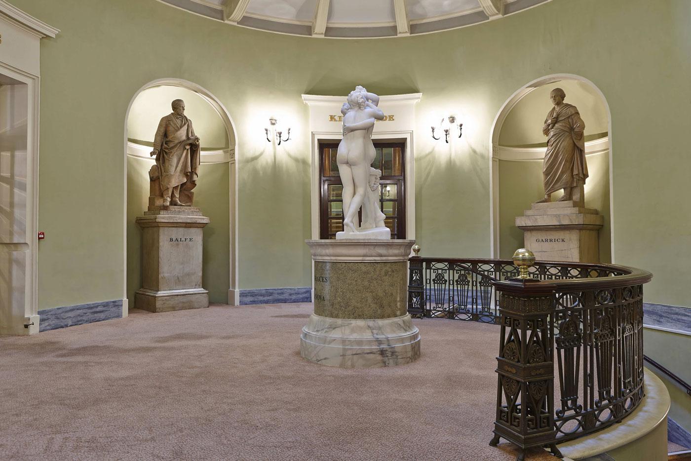Theatre Royal Rotunda Balcony, Willy Wonka, Drury Lane London | London Interior Photography | Commercial Interiors Photographers