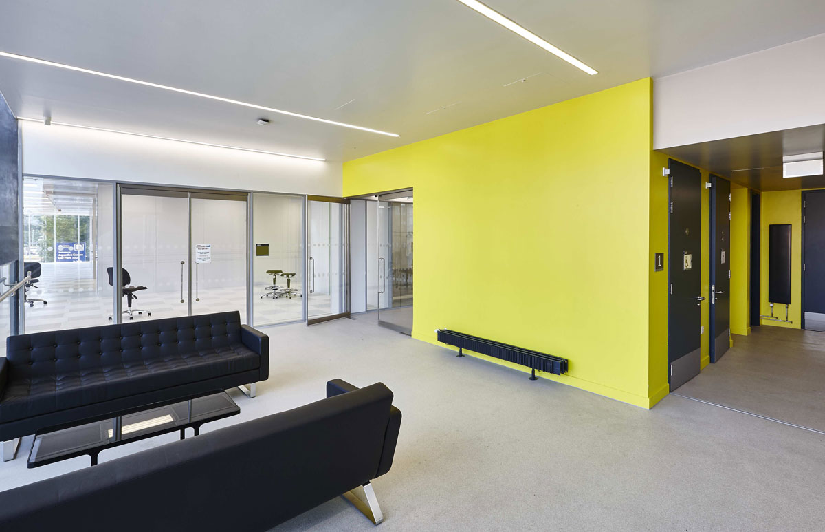 National Graphene Institute Clean Room Breakout, Manchester   Architectural & Interior Photographer