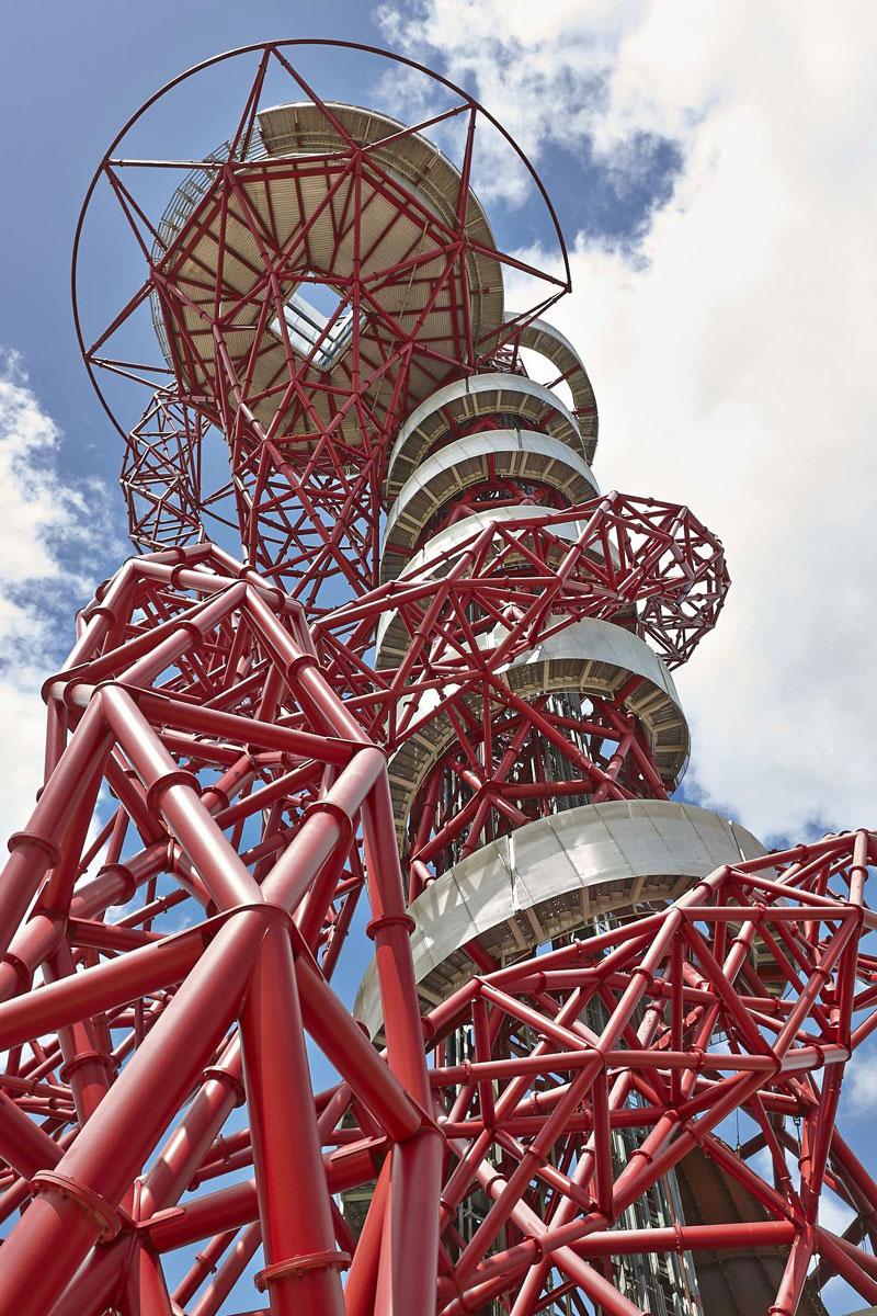 ArcelorMittal Orbit, Queen Elizabeth Olympic Park, London | Architect Photographer
