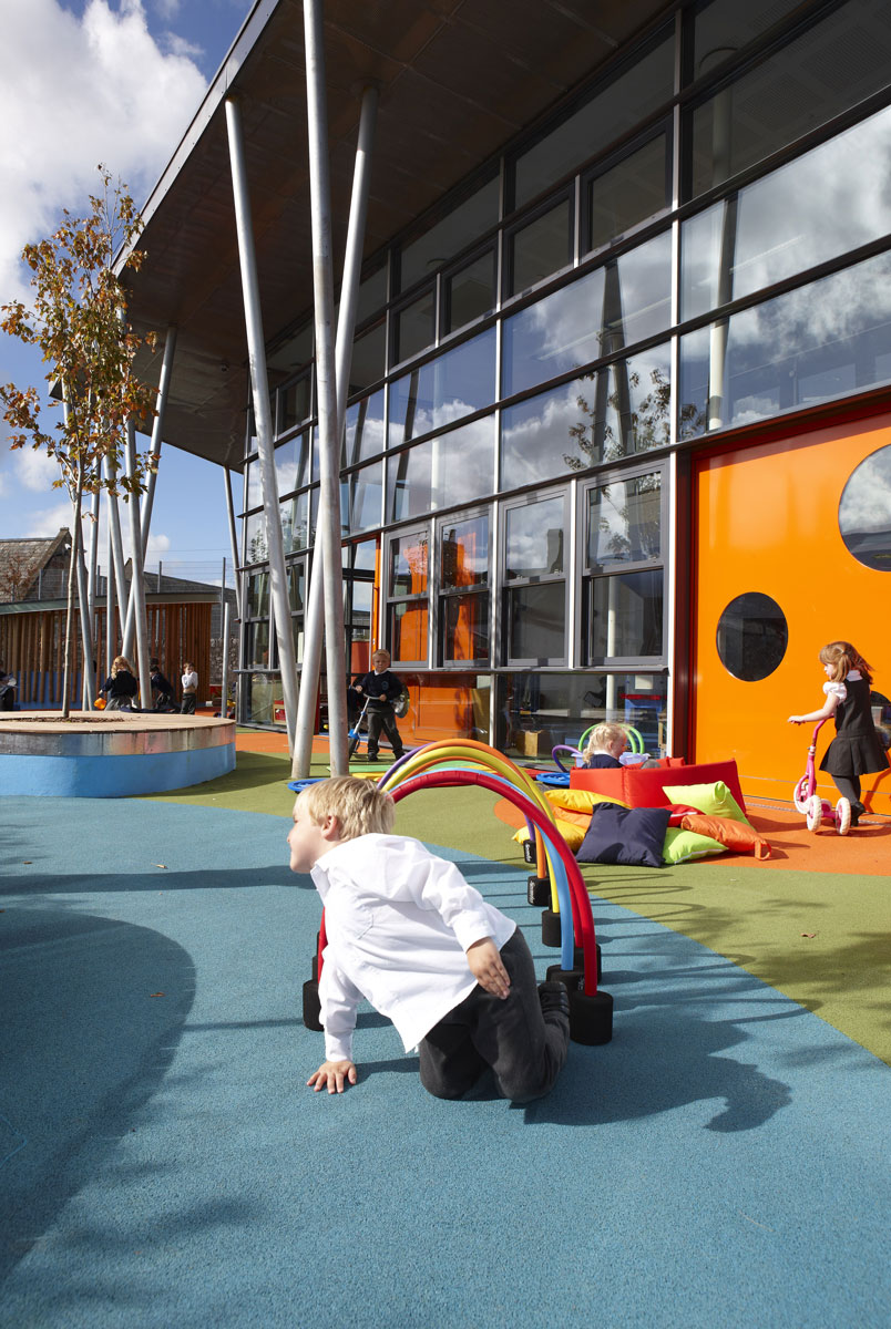 Ellacombe School Torquay Play Area | Architectural Photographers UK