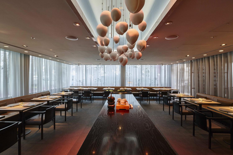 HKK Chinese Restaurant, Worship Street, Broadgate, London | Restaurant Photographer | Restaurant Photographer London