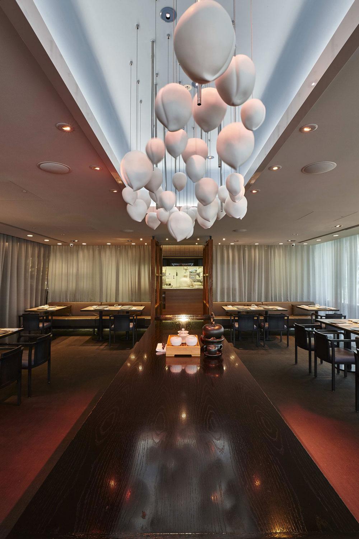 HKK Chinese Restaurant, Worship Street, Broadgate, London | Restaurant Photographer