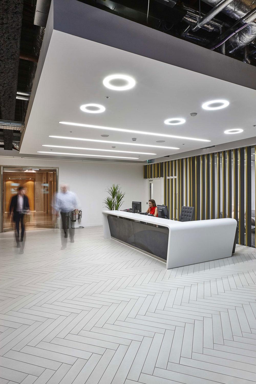 Mako Derivatives, Appold Street, Broadgate, London | Architectural Interior Photographer