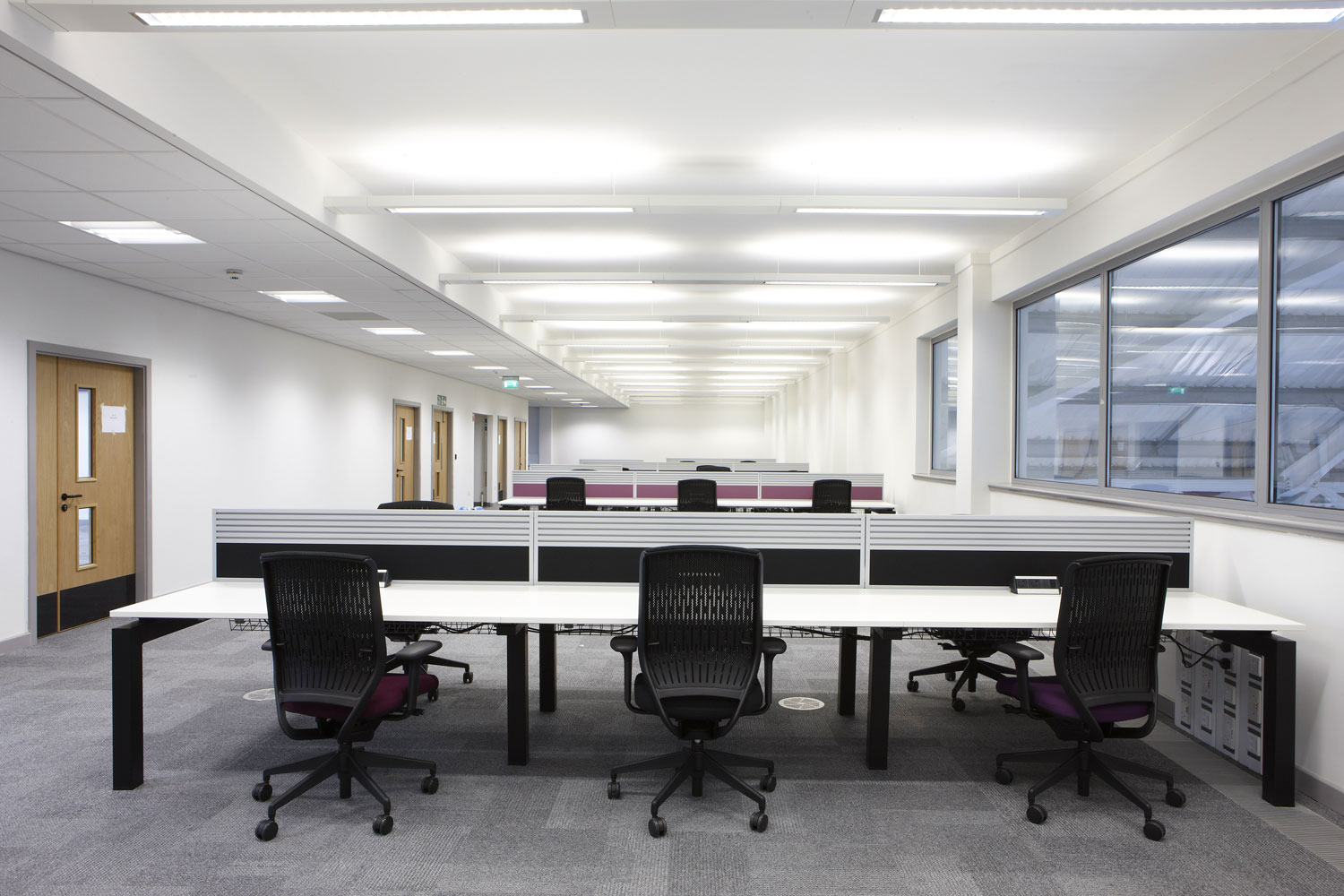 Sandwell College Classroom Photography, West Bromwich, Birmingham | Interior Exterior Photography | Building Photography