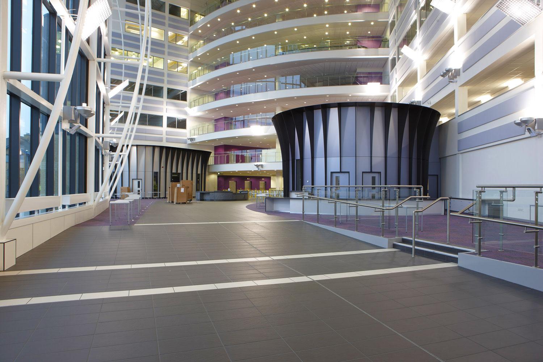Sandwell College Atrium, West Bromwich, Birmingham | Interior Exterior Photography | Building Photography