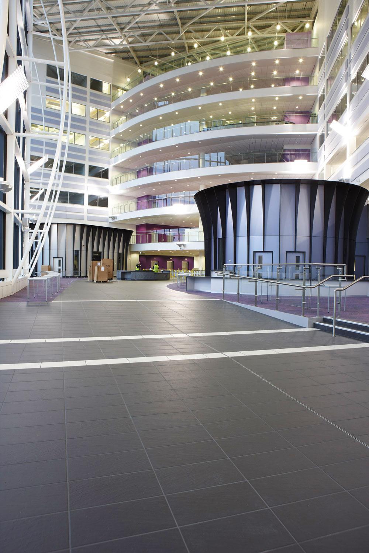 Sandwell College Atrium, West Bromwich, Birmingham | Interior Exterior Photography| Building Photography