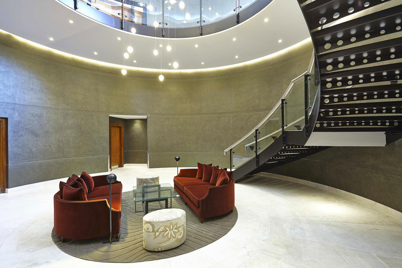 Spice Quay Heights Atrium, 32 Shad Thames, London | Interior Photographer London | Interior Photographs