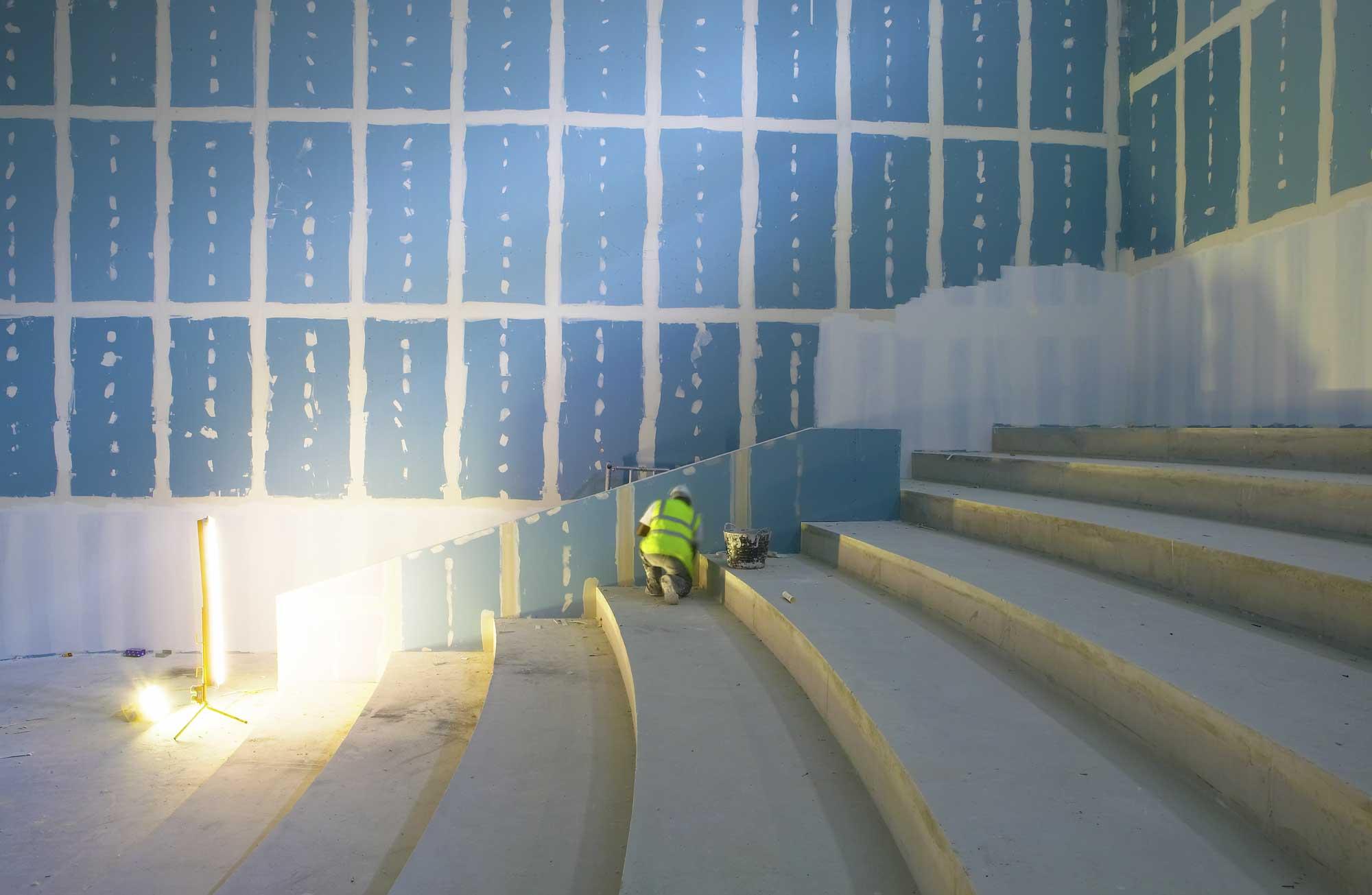 Cineworld at Eden, High Wycombe, Buckinghamshire | Construction Photographer | Construction Photography