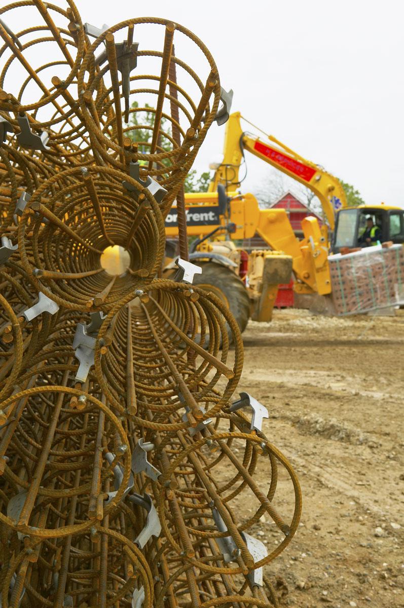 Crawley construction product installation photography   Construction Photographer