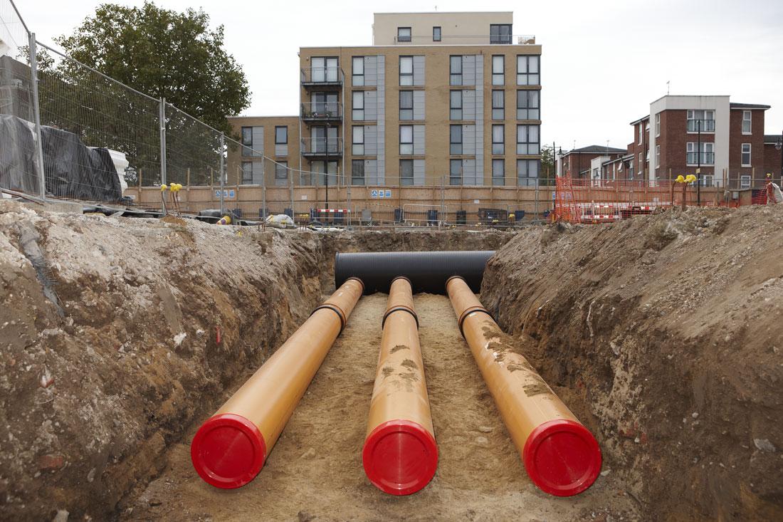 Tuke Multiple Learning Difficulties School, SE15 London | Construction Site Photographer