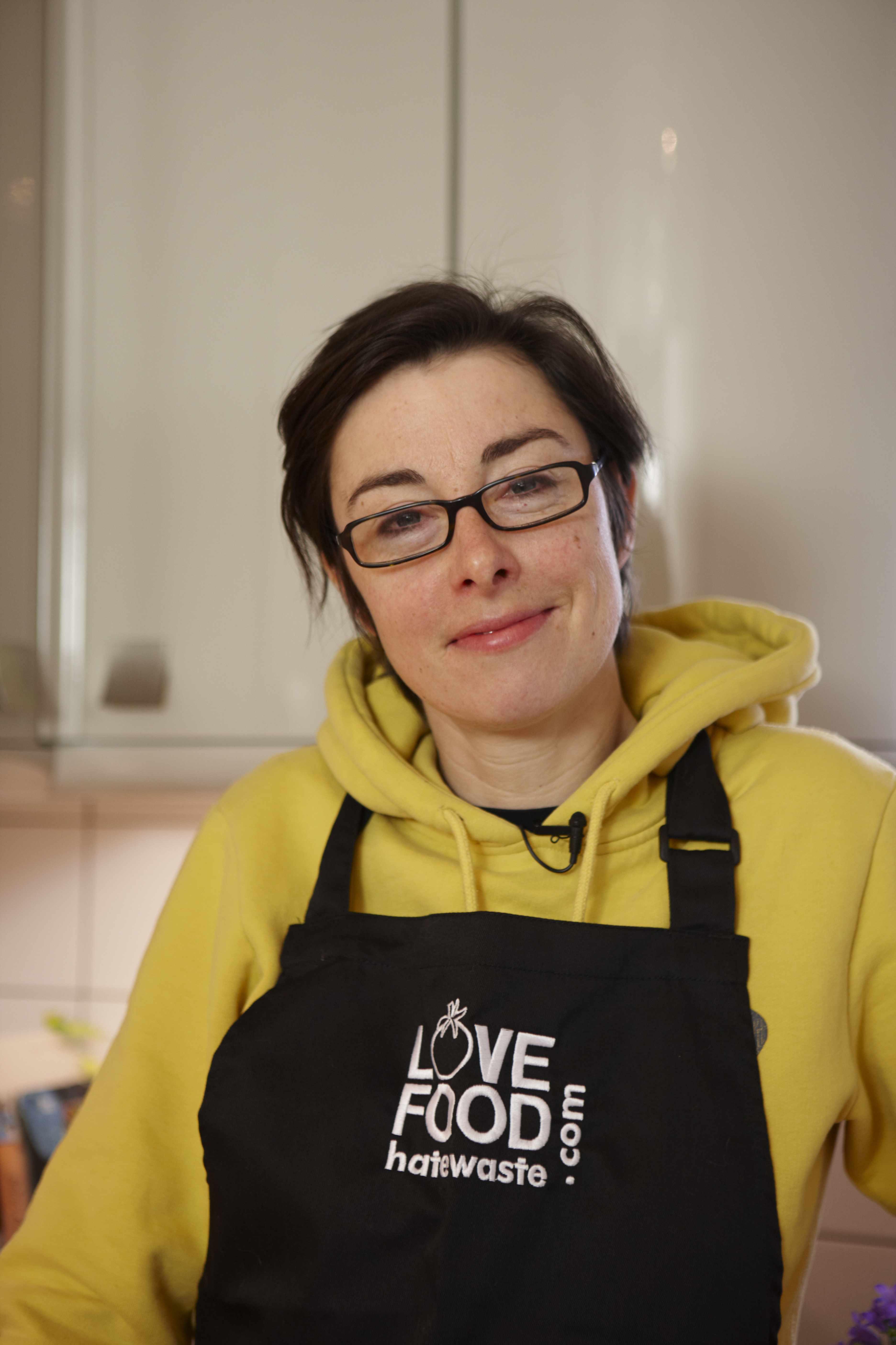 Sue Perkins - BBC celebrity presenter | Interior Architectural Photography