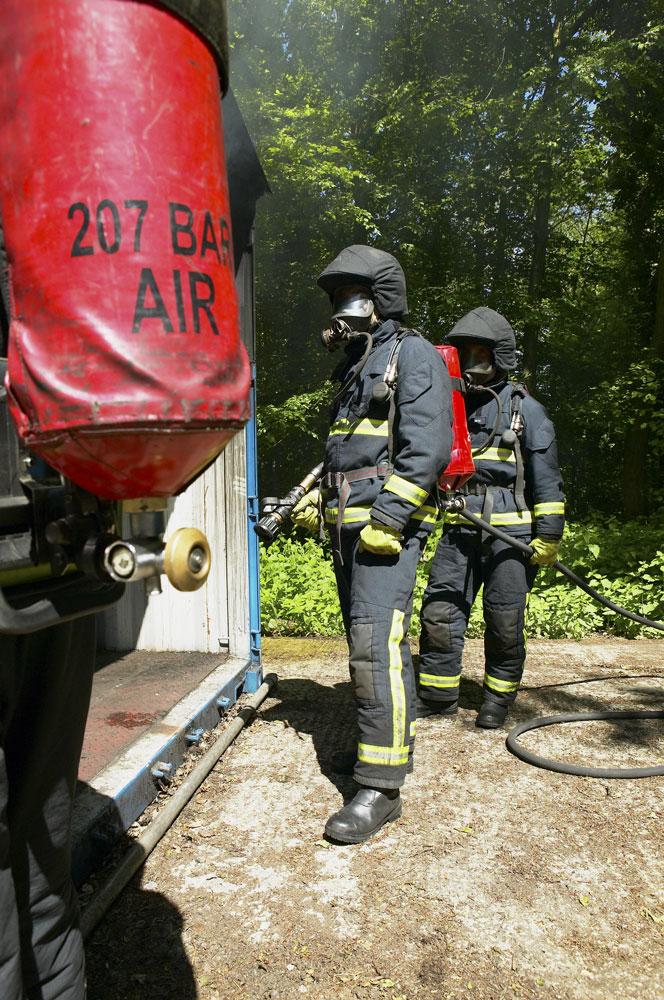 Buckinghamshire Fire Service Firebox Training | Commercial Photographers UK | Commercial Photographer London
